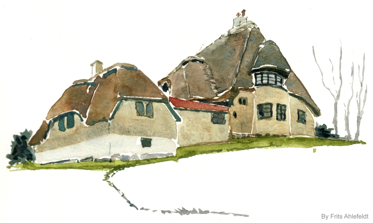 knud-rasmussen-house-museum-watercolor-by-frits-ahlefeldt